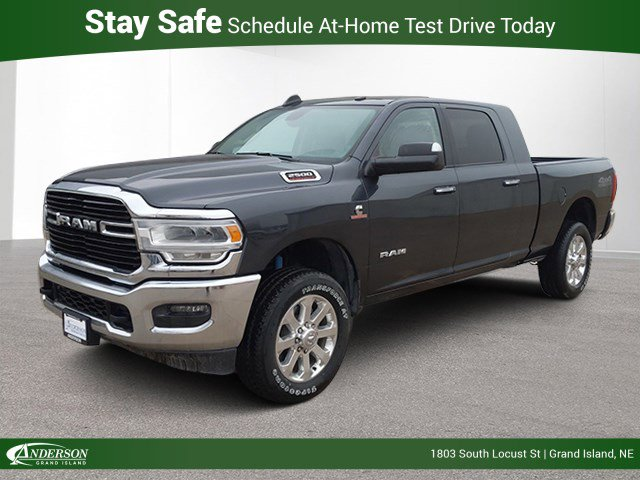 New 2019 Ram 2500 Big Horn Crew Cab Pickup for sale in Grand Island NE