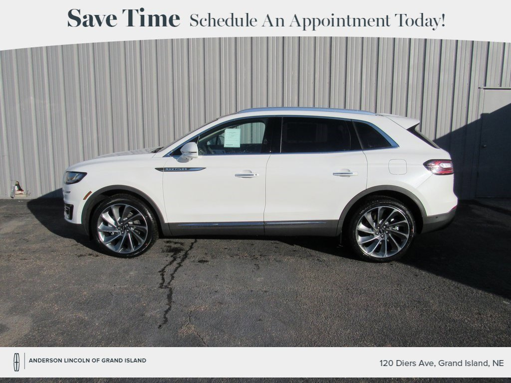 New 2020 Lincoln Nautilus Reserve 4D Sport Utility for sale in Grand Island NE