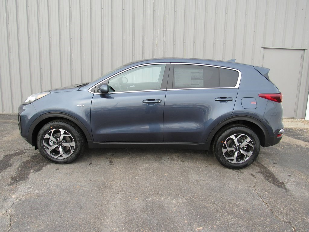 New 2020 Kia Sportage LX 4D Sport Utility for sale in Grand Island NE