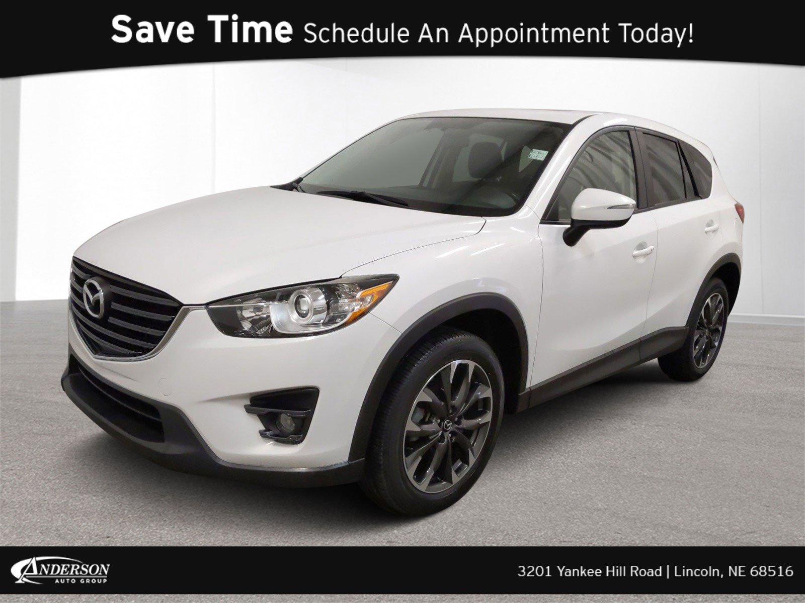 Used 2016 Mazda CX-5 Grand Touring Sport Utility for sale in Lincoln NE