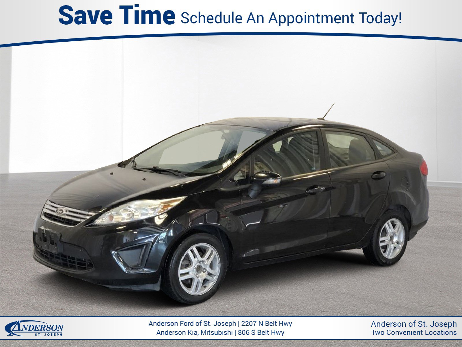 Used 2013 Ford Fiesta SE 4dr Car for sale in St Joseph MO