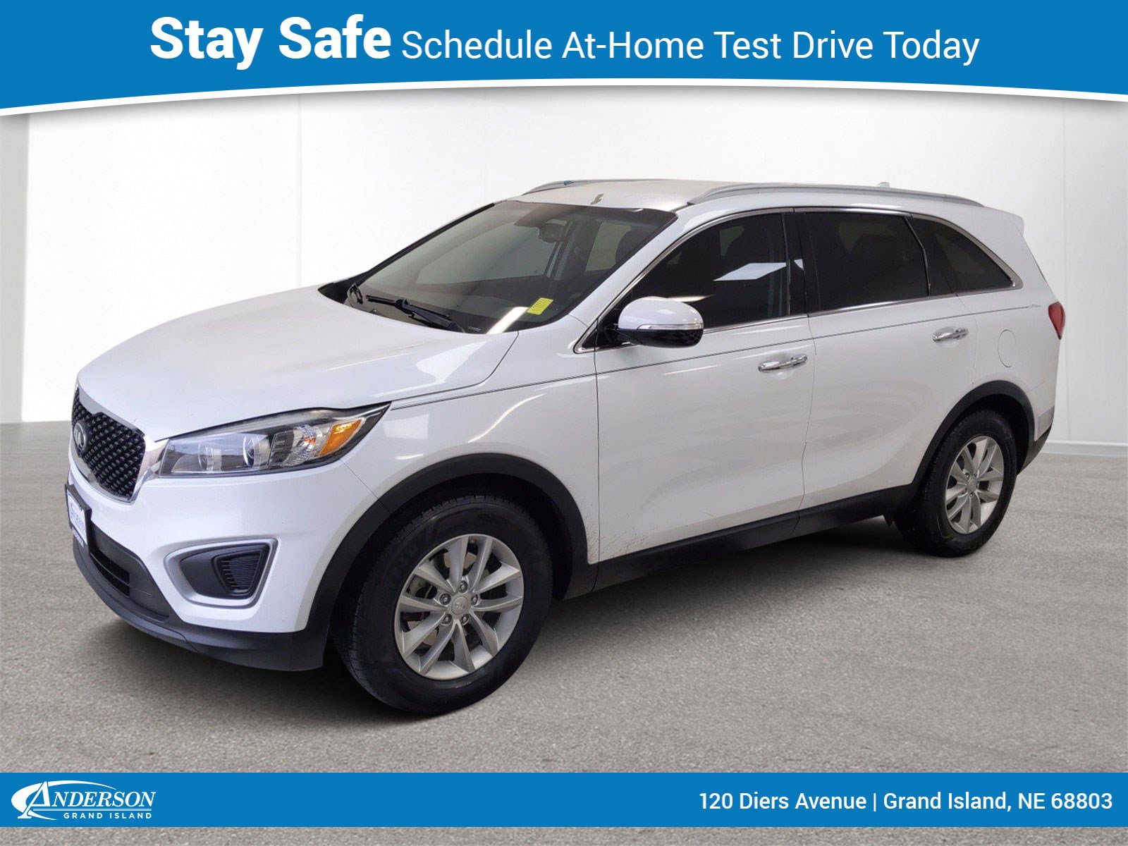 Used 2016 Kia Sorento LX 4D Sport Utility for sale in Grand Island NE