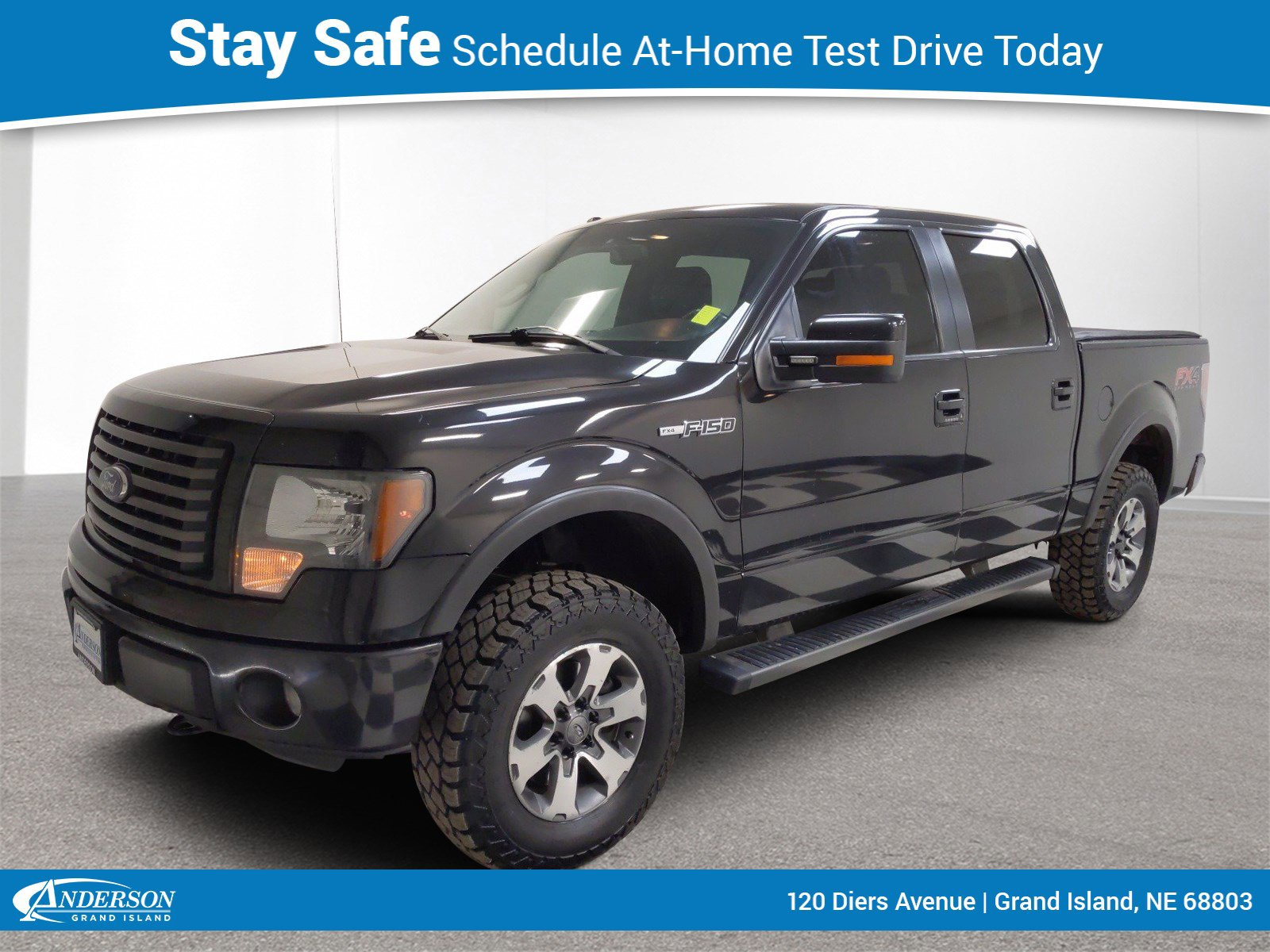 Used 2012 Ford F-150 FX4 4D SuperCrew for sale in Grand Island NE