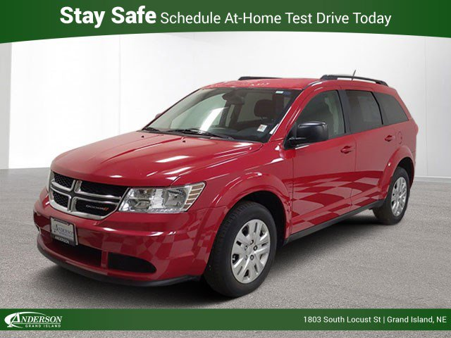 Used 2018 Dodge Journey SE Sport Utility for sale in Grand Island NE