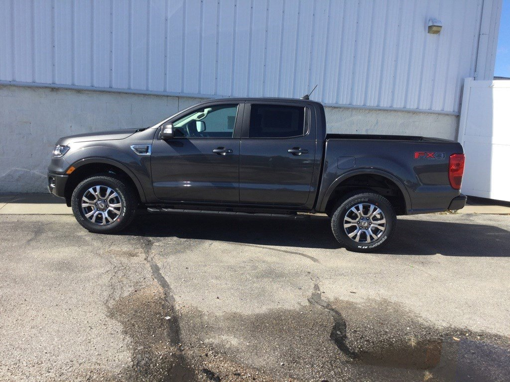 New 2019 Ford Ranger Lariat Crew Cab Pickup for sale in Lincoln NE