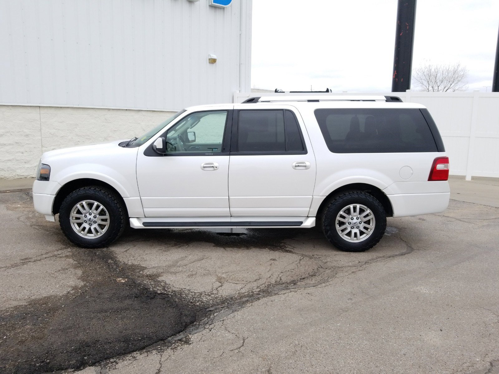 Used 2012 Ford Expedition EL Limited Sport Utility for sale in Lincoln NE