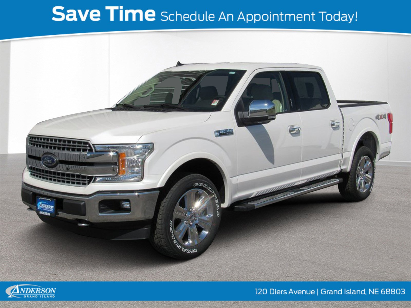 New 2019 Ford F-150 Lariat 4D SuperCrew for sale in Grand Island NE