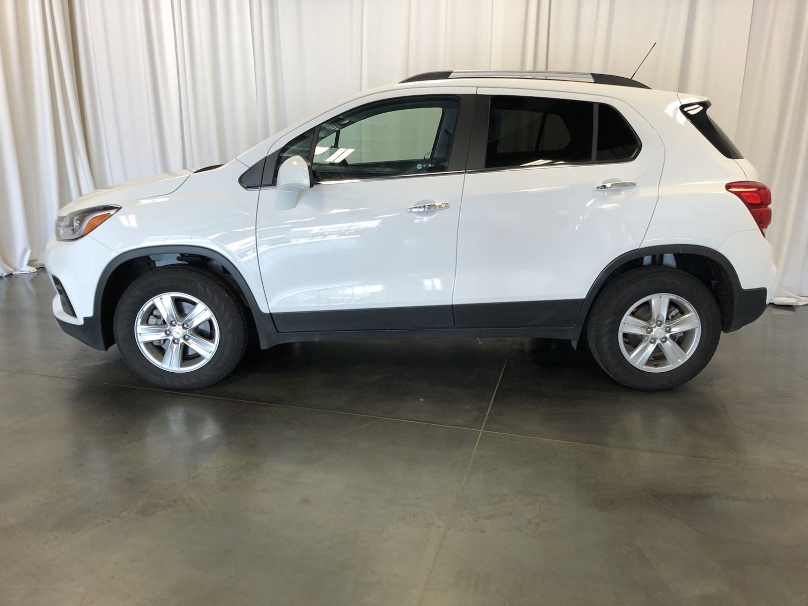 Used 2018 Chevrolet Trax LT Sport Utility for sale in St Joseph MO