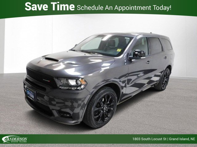 New 2019 Dodge Durango R/T Sport Utility for sale in Grand Island NE