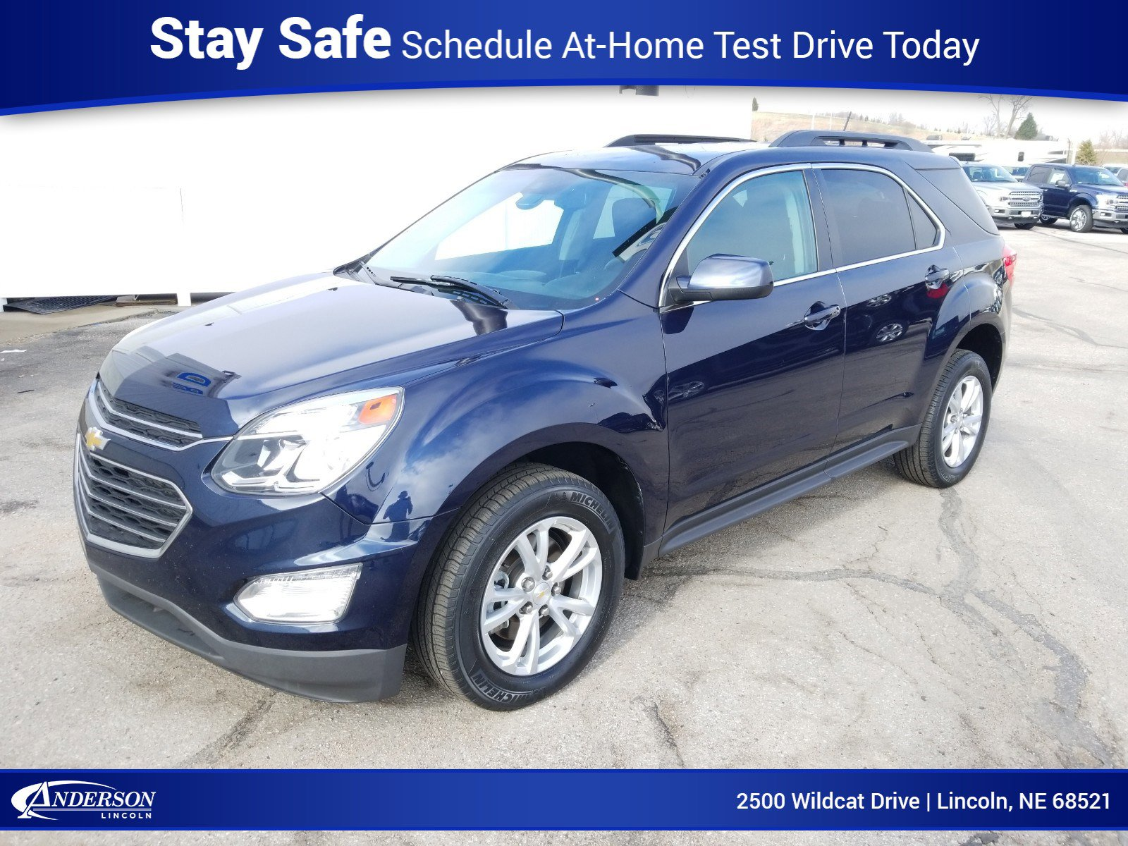 Used 2017 Chevrolet Equinox LT Sport Utility for sale in Lincoln NE