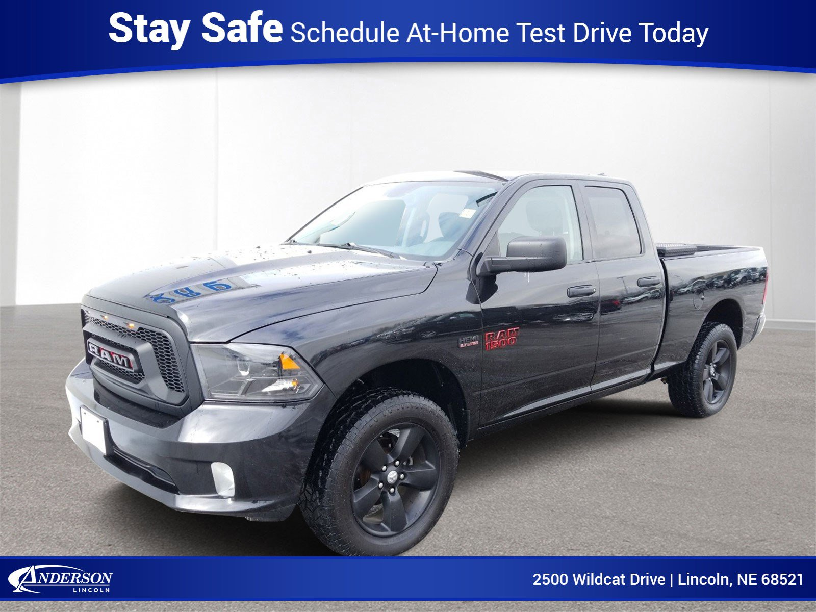 Used 2015 Ram 1500 Express Crew Cab Pickup for sale in Lincoln NE