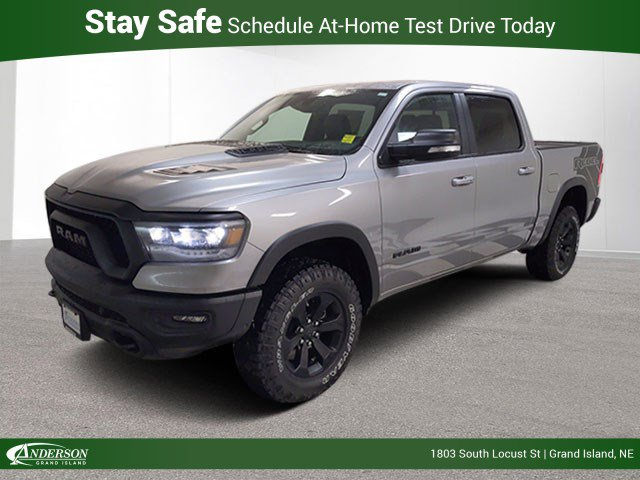 New 2021 Ram 1500 Rebel Crew Cab Pickup for sale in Grand Island NE
