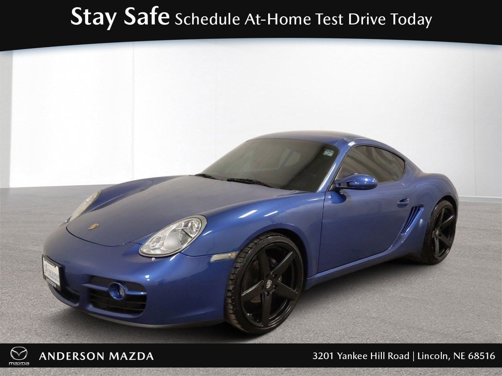 Used 2008 Porsche Cayman Base 2dr Car for sale in Lincoln NE