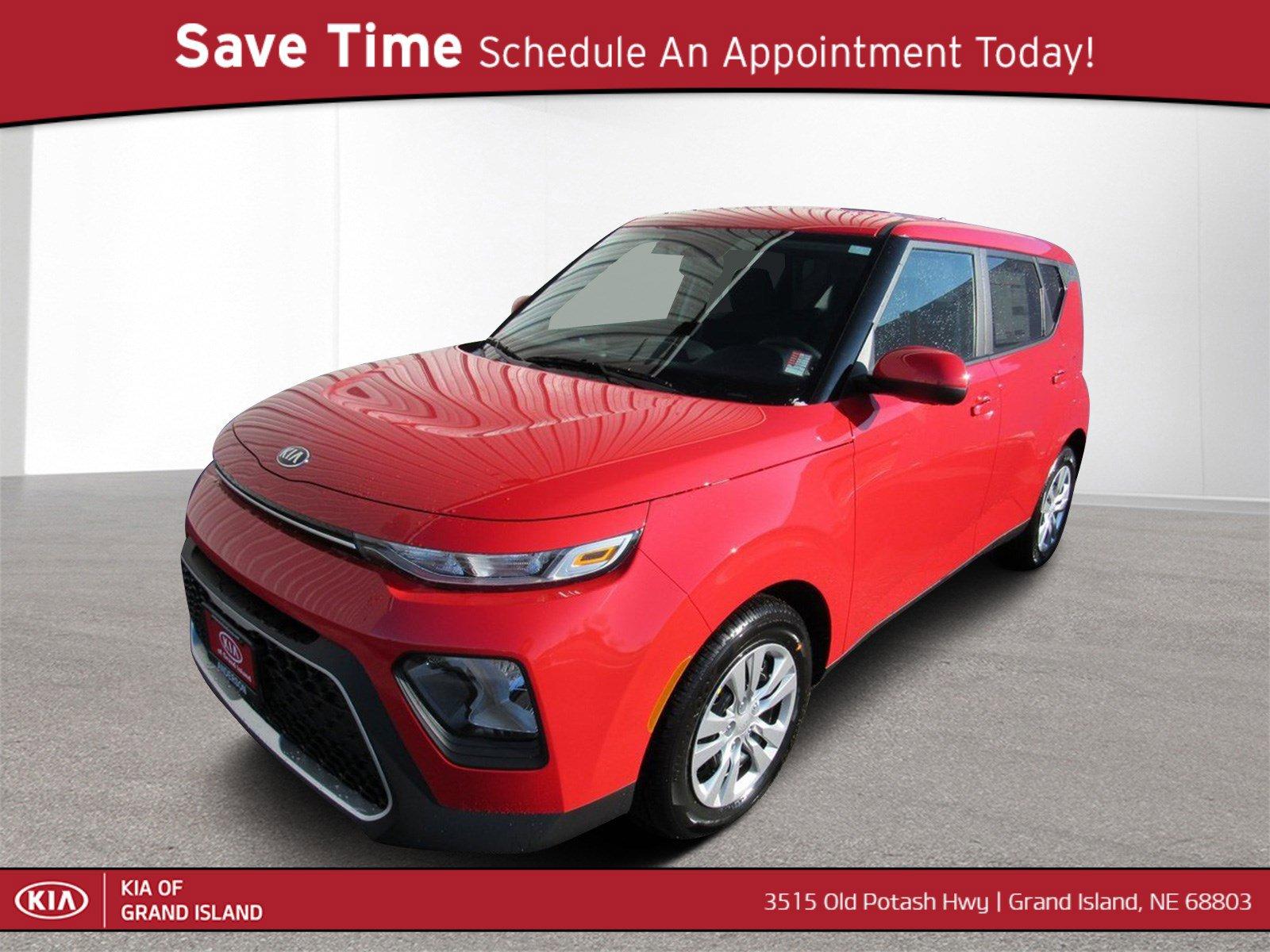 New 2020 Kia Soul LX 4D Hatchback for sale in Grand Island NE