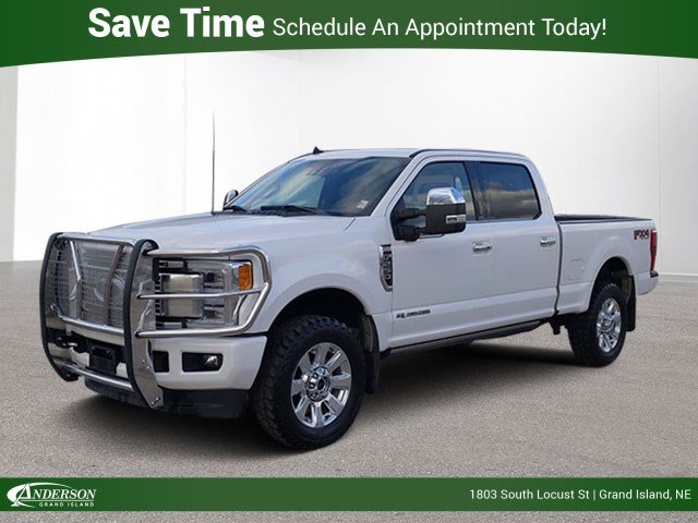 Used 2019 Ford Super Duty F-250 SRW Platinum Crew Cab Pickup for sale in Grand Island NE