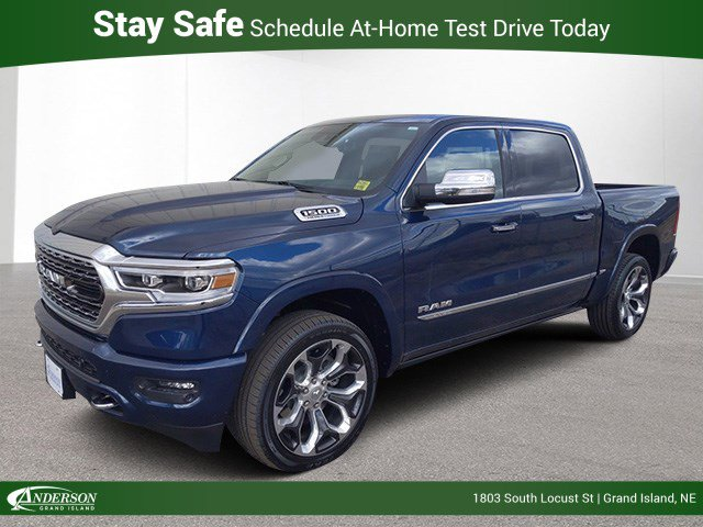 New 2021 Ram 1500 Limited Crew Cab Pickup for sale in Grand Island NE