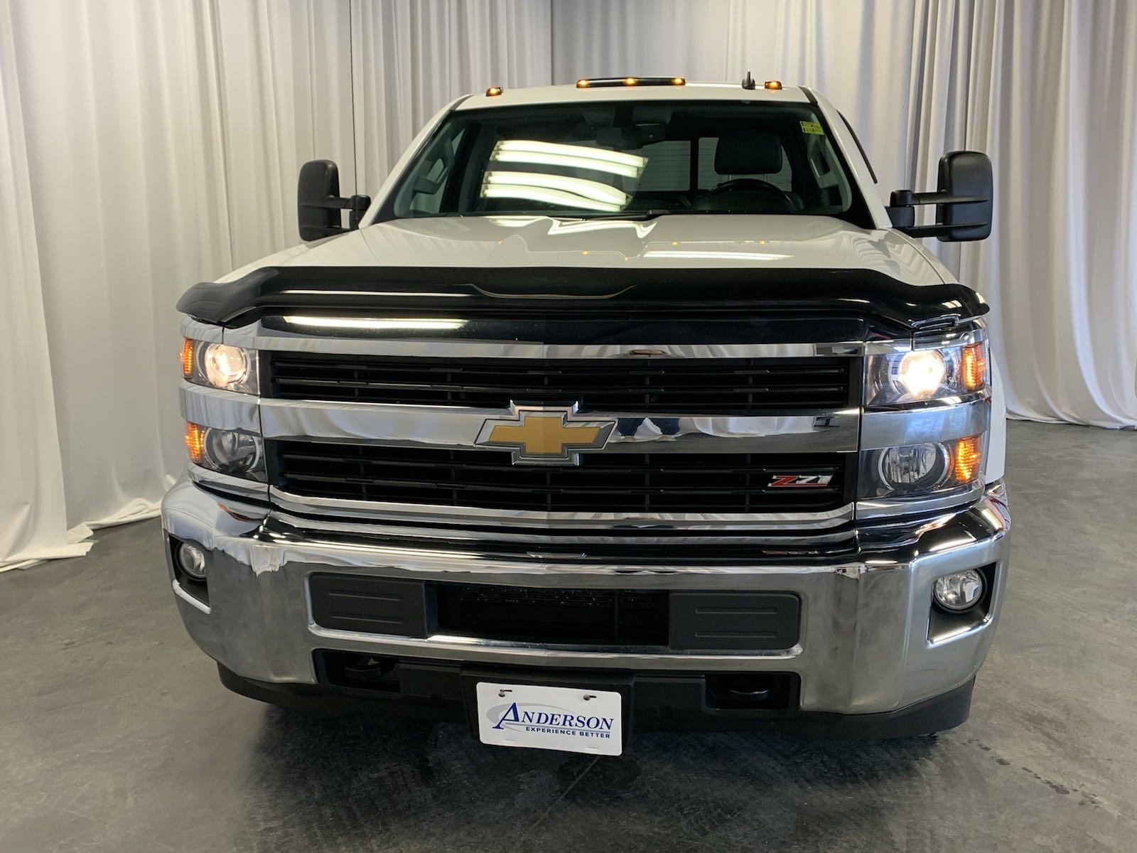 Used 2015 Chevrolet Silverado 2500HD LTZ Crew Cab Pickup for sale in St Joseph MO