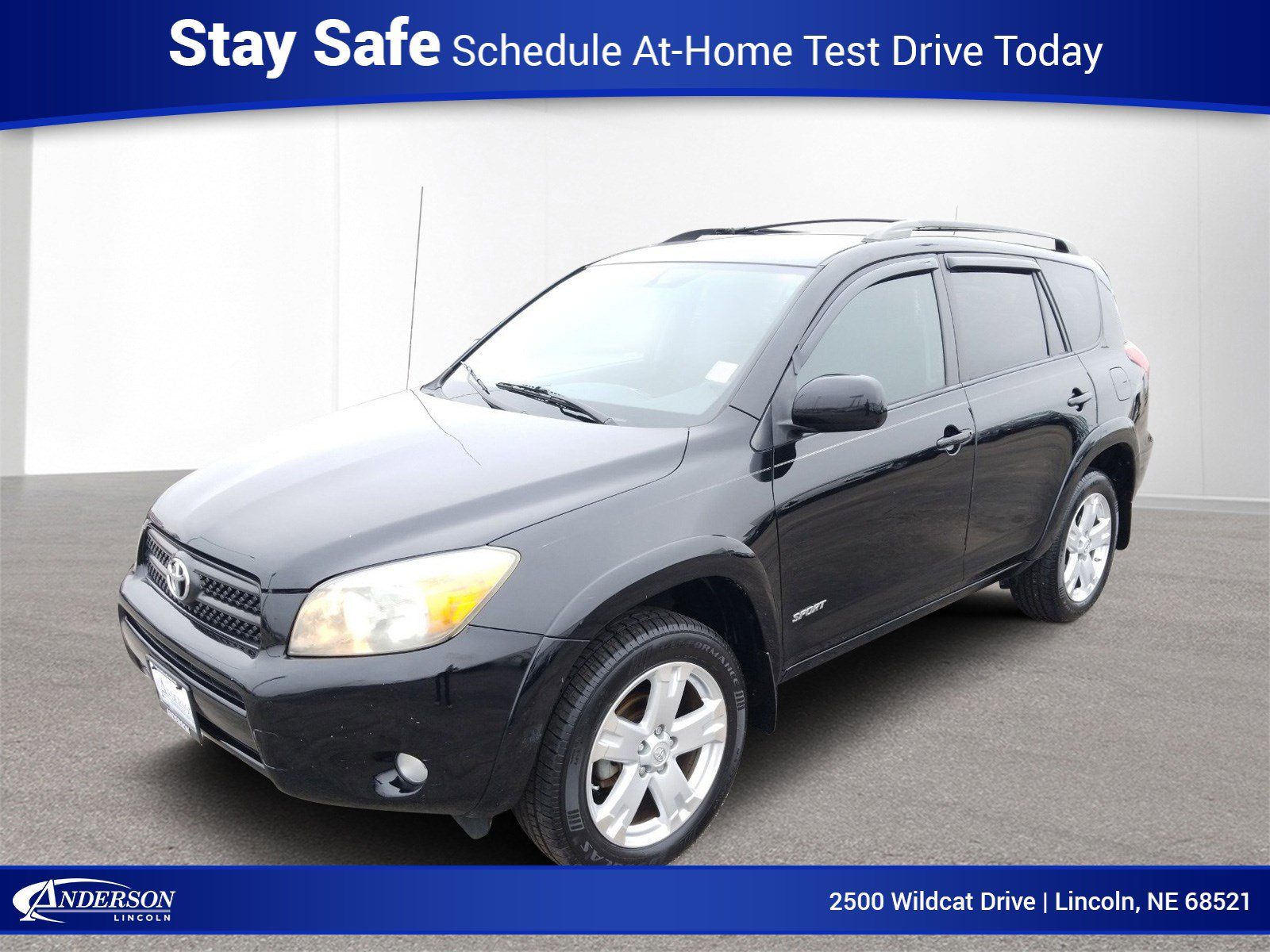Used 2006 Toyota RAV4 Sport Sport Utility for sale in Lincoln NE