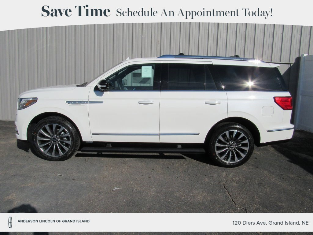 New 2020 Lincoln Navigator Reserve 4D Sport Utility for sale in Grand Island NE