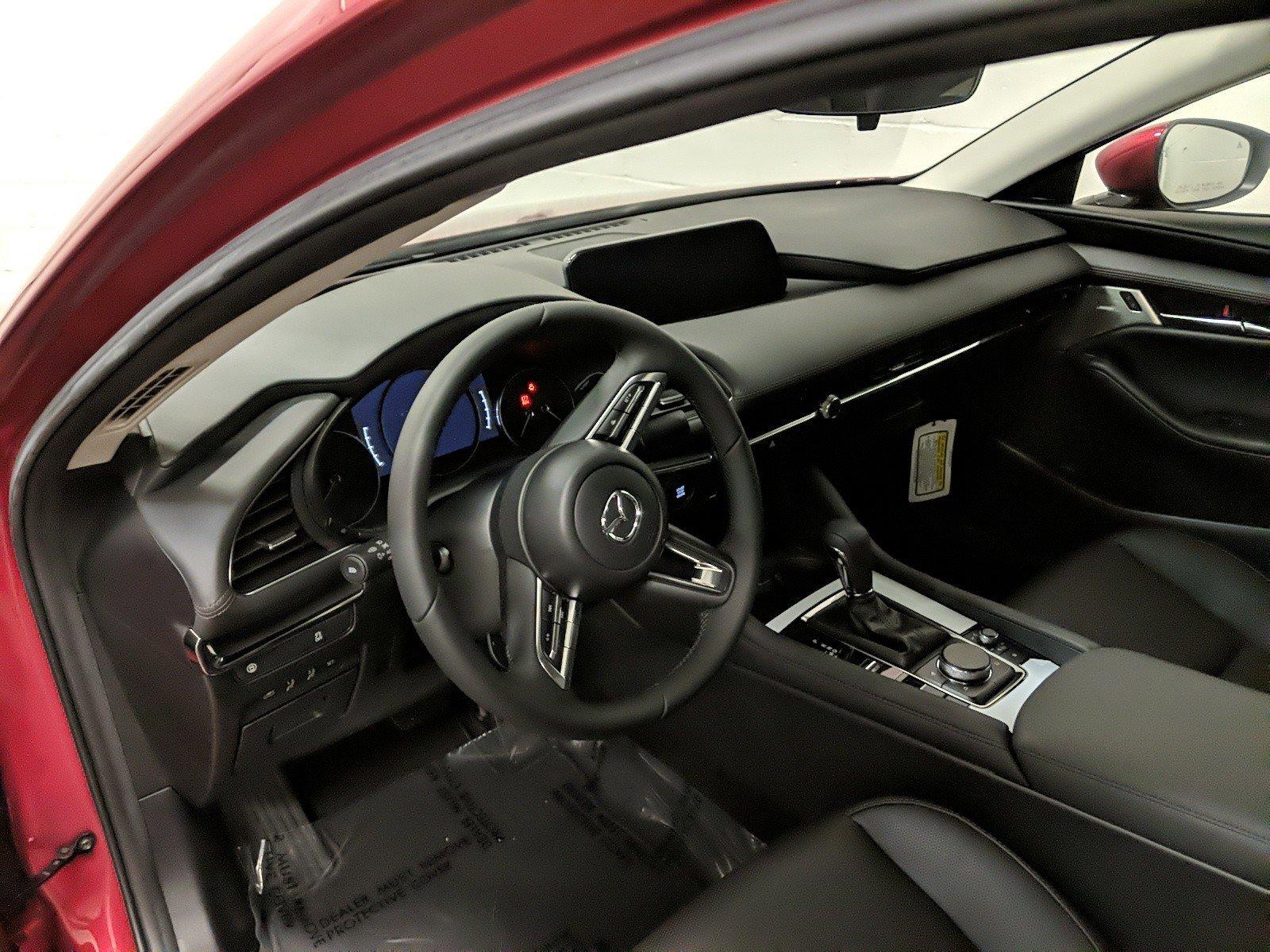 New 2020 Mazda Mazda3 Sedan w/Premium Pkg 4dr Car for sale in Lincoln NE