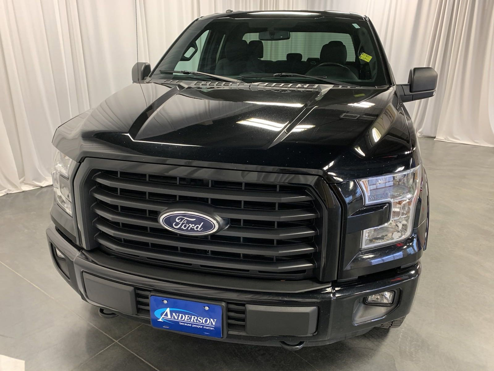 Used 2016 Ford F-150 XLT Extended Cab Pickup for sale in St Joseph MO