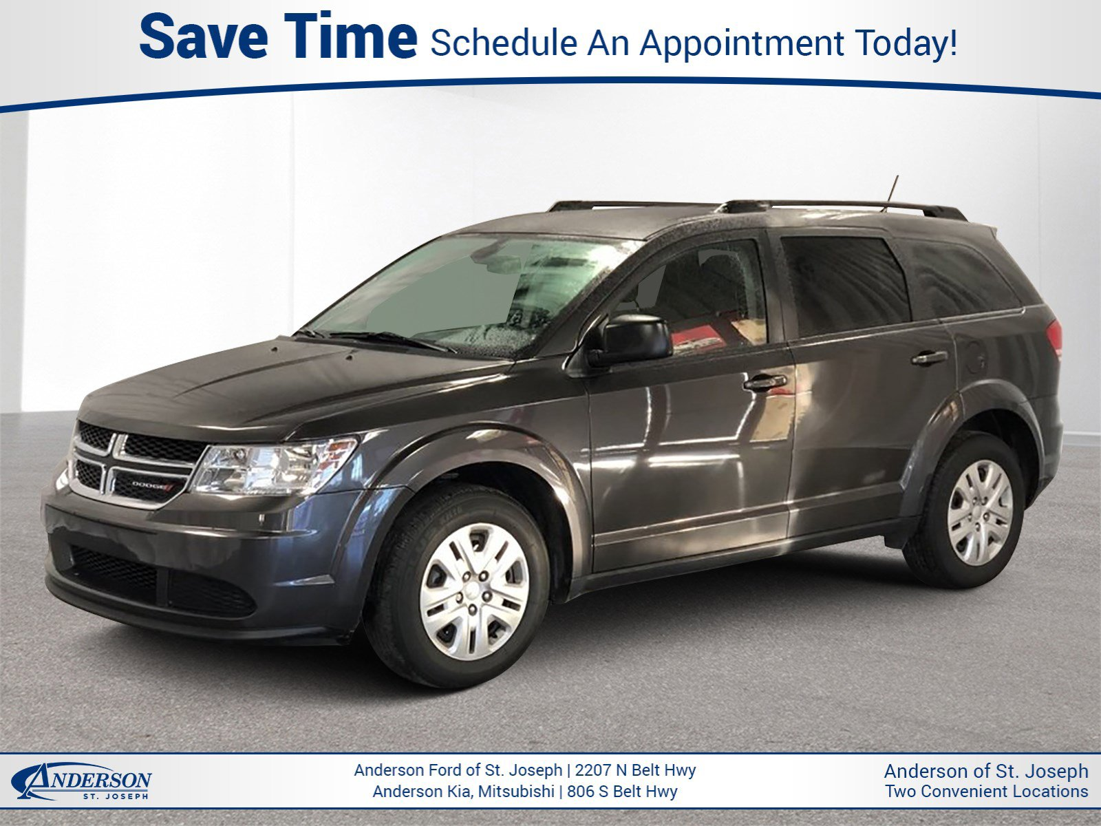 Used 2018 Dodge Journey SE Sport Utility for sale in St Joseph MO