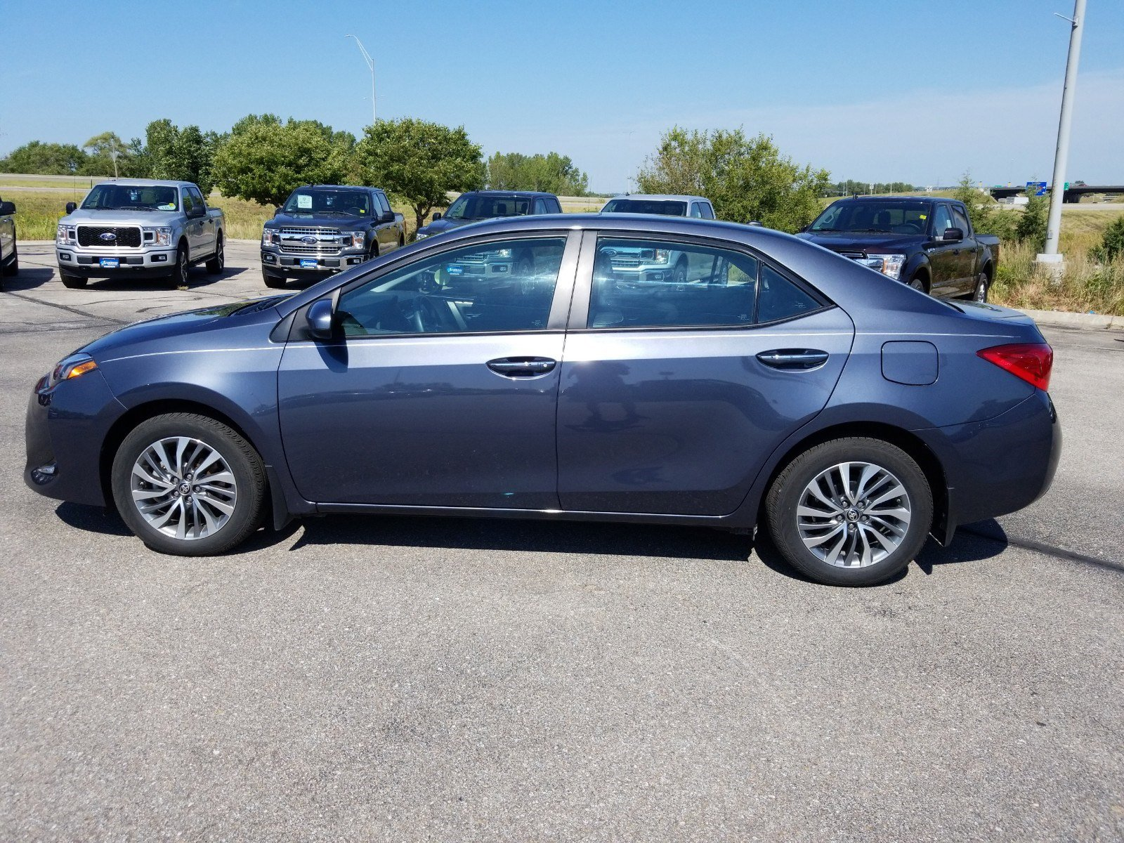 Used 2018 Toyota Corolla L 4dr Car for sale in Lincoln NE