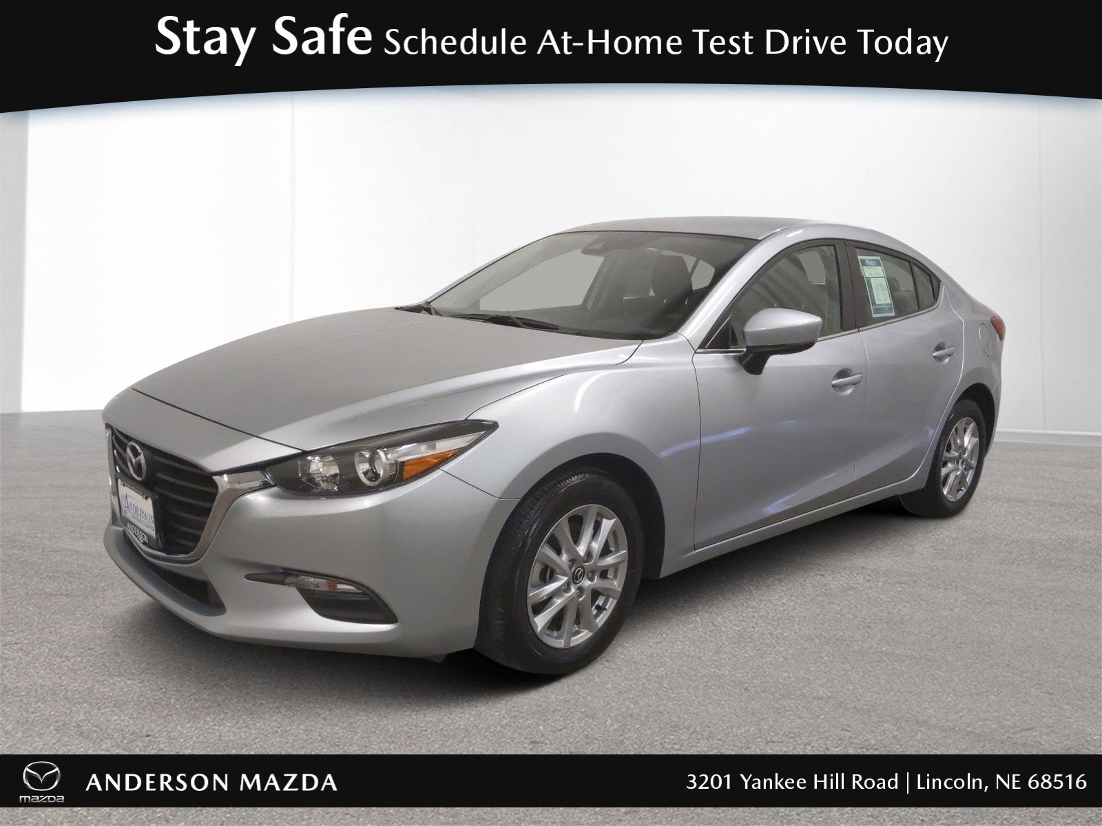 Used 2018 Mazda Mazda3 4-Door Sport 4dr Car for sale in Lincoln NE