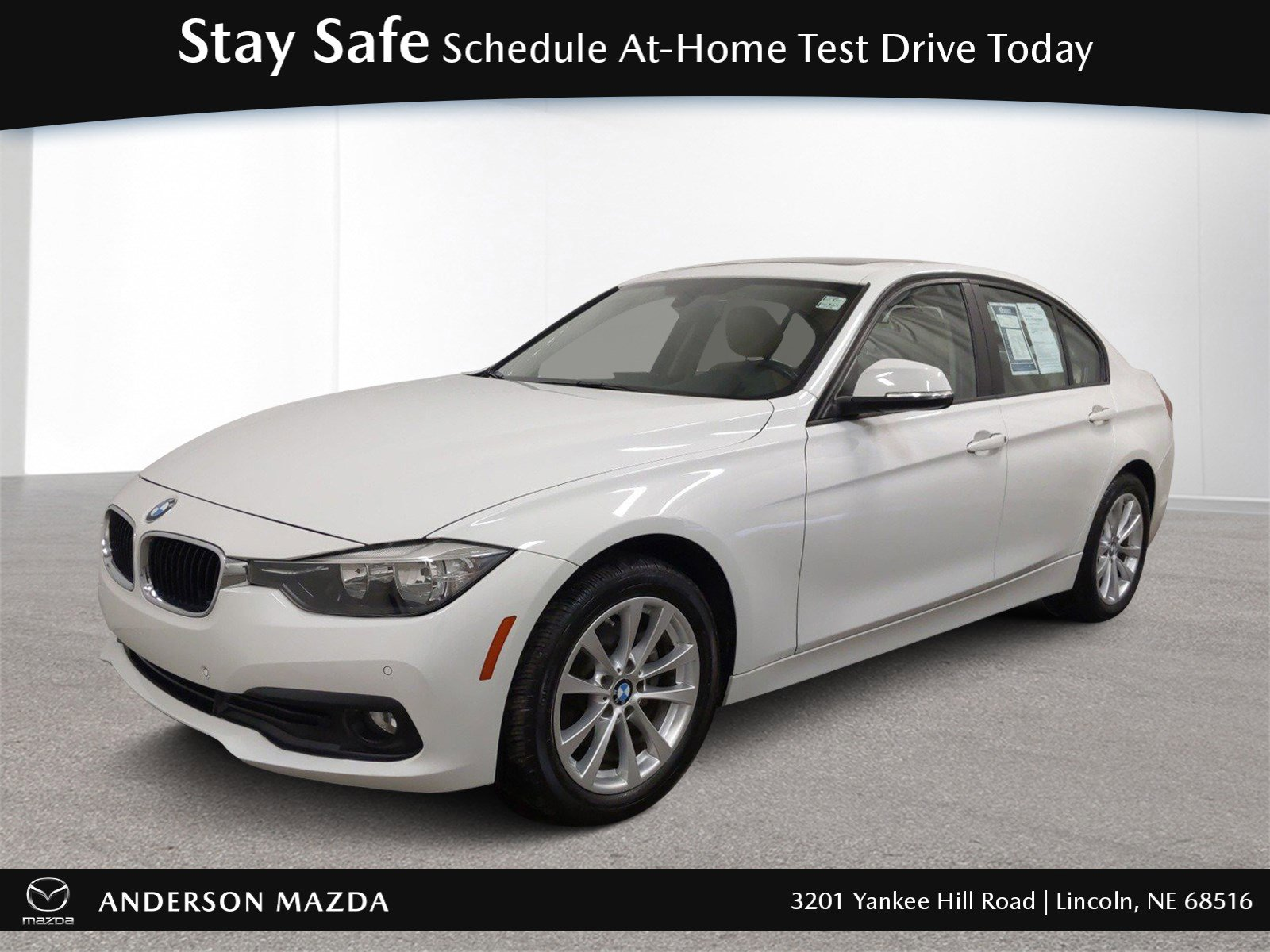 Used 2017 BMW 3 Series 320i 4dr Car for sale in Lincoln NE