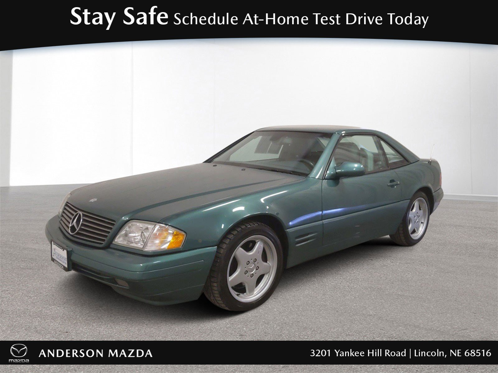 Used 2000 Mercedes-Benz SL-Class SL 500 Convertible for sale in Lincoln NE