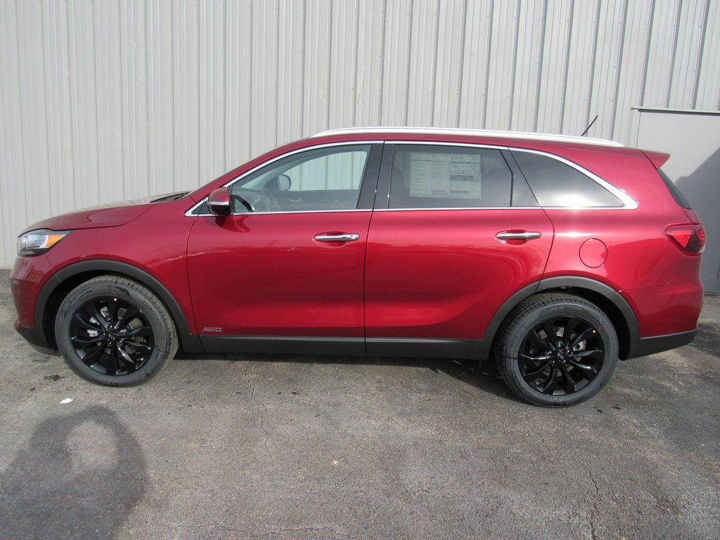 New 2020 Kia Sorento EX 4D Sport Utility for sale in Grand Island NE