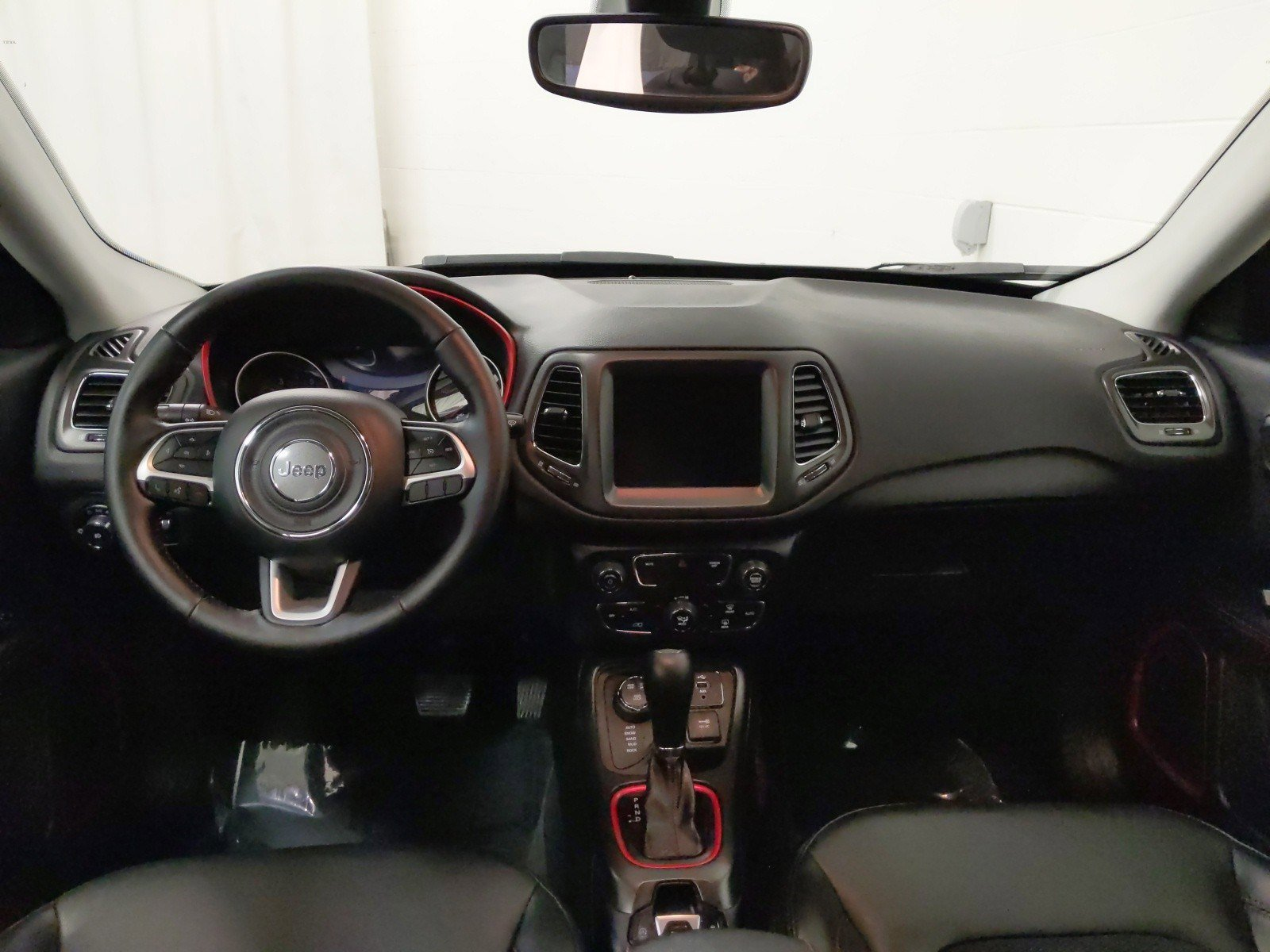 Used 2018 Jeep Compass Trailhawk Sport Utility for sale in Lincoln NE