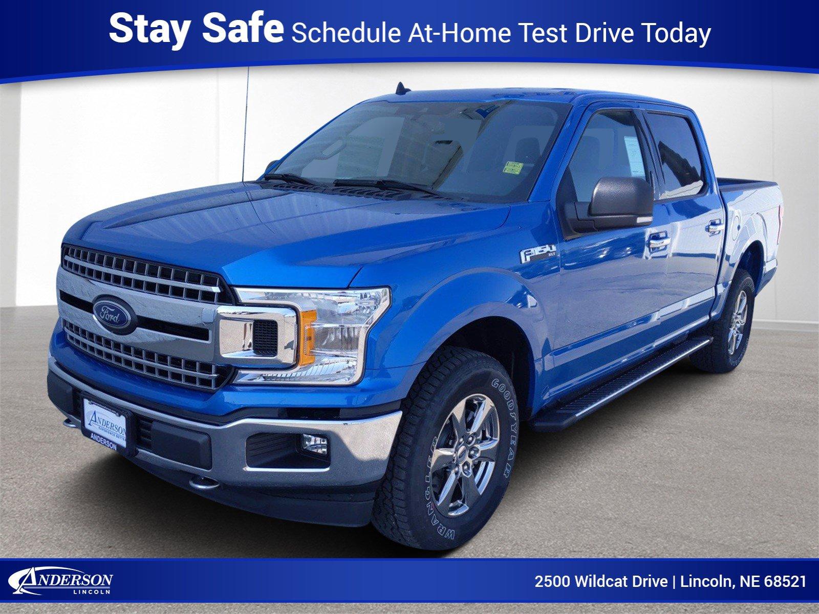 New 2020 Ford F-150  Stock: L22589
