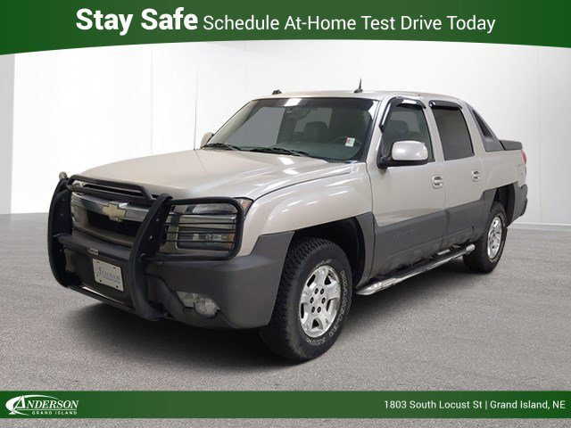 Used 2004 Chevrolet Avalanche Z71 Crew Cab Pickup for sale in Grand Island NE