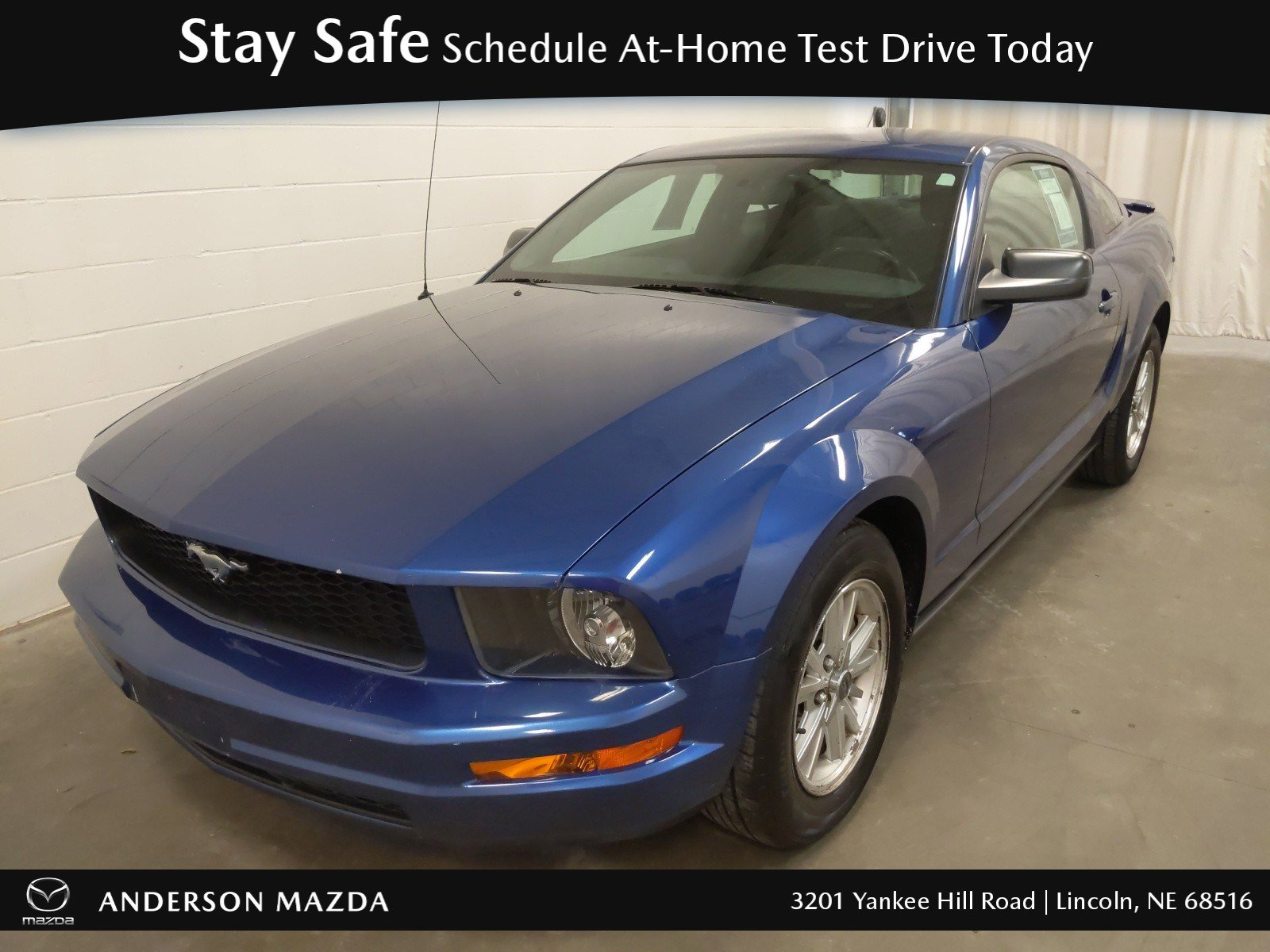 Used 2008 Ford Mustang V6 Premium 2dr Car for sale in Lincoln NE