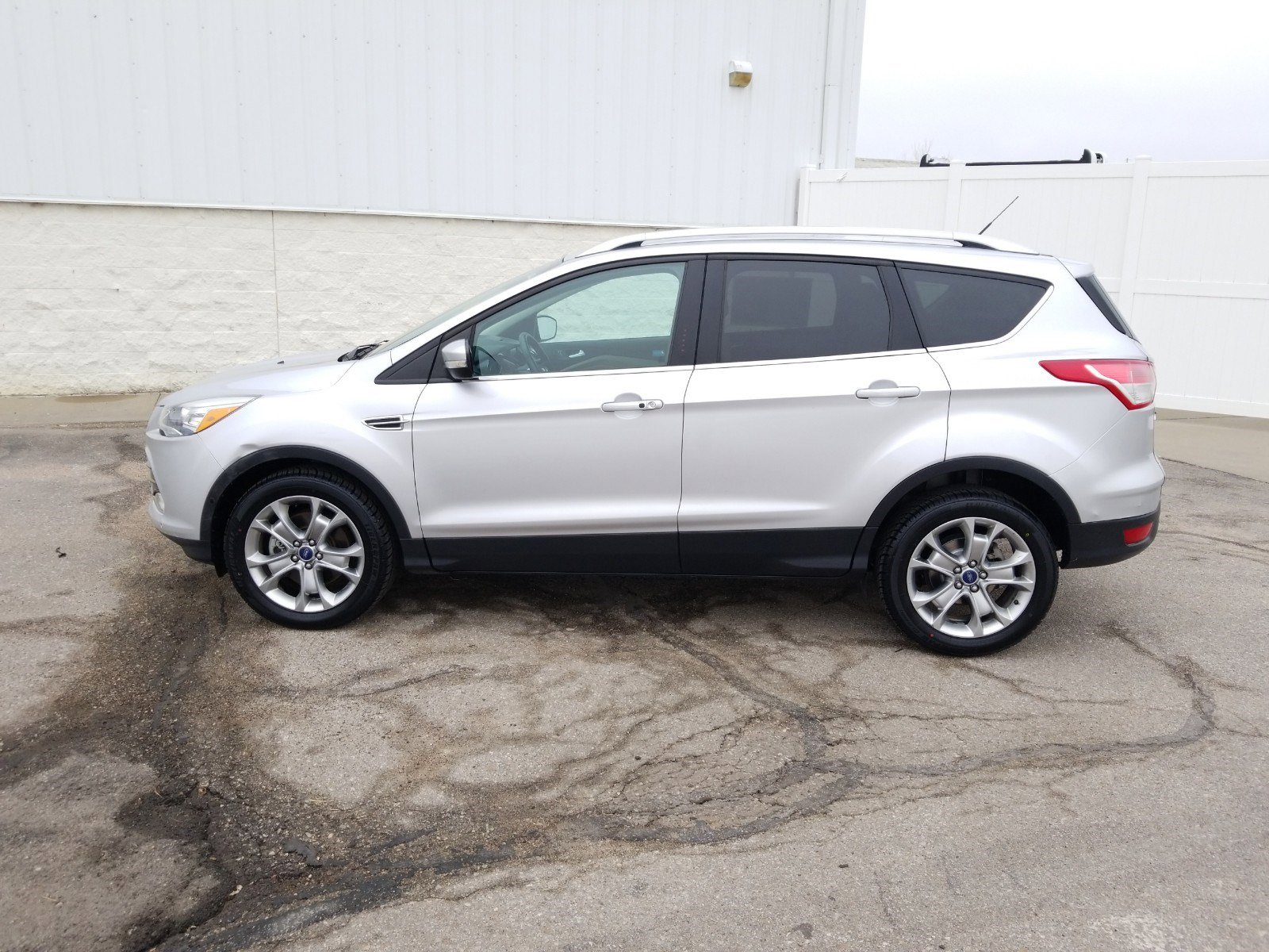 Used 2014 Ford Escape Titanium Sport Utility for sale in Lincoln NE