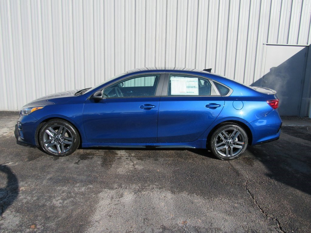New 2020 Kia Forte GT-Line 4D Sedan for sale in Grand Island NE