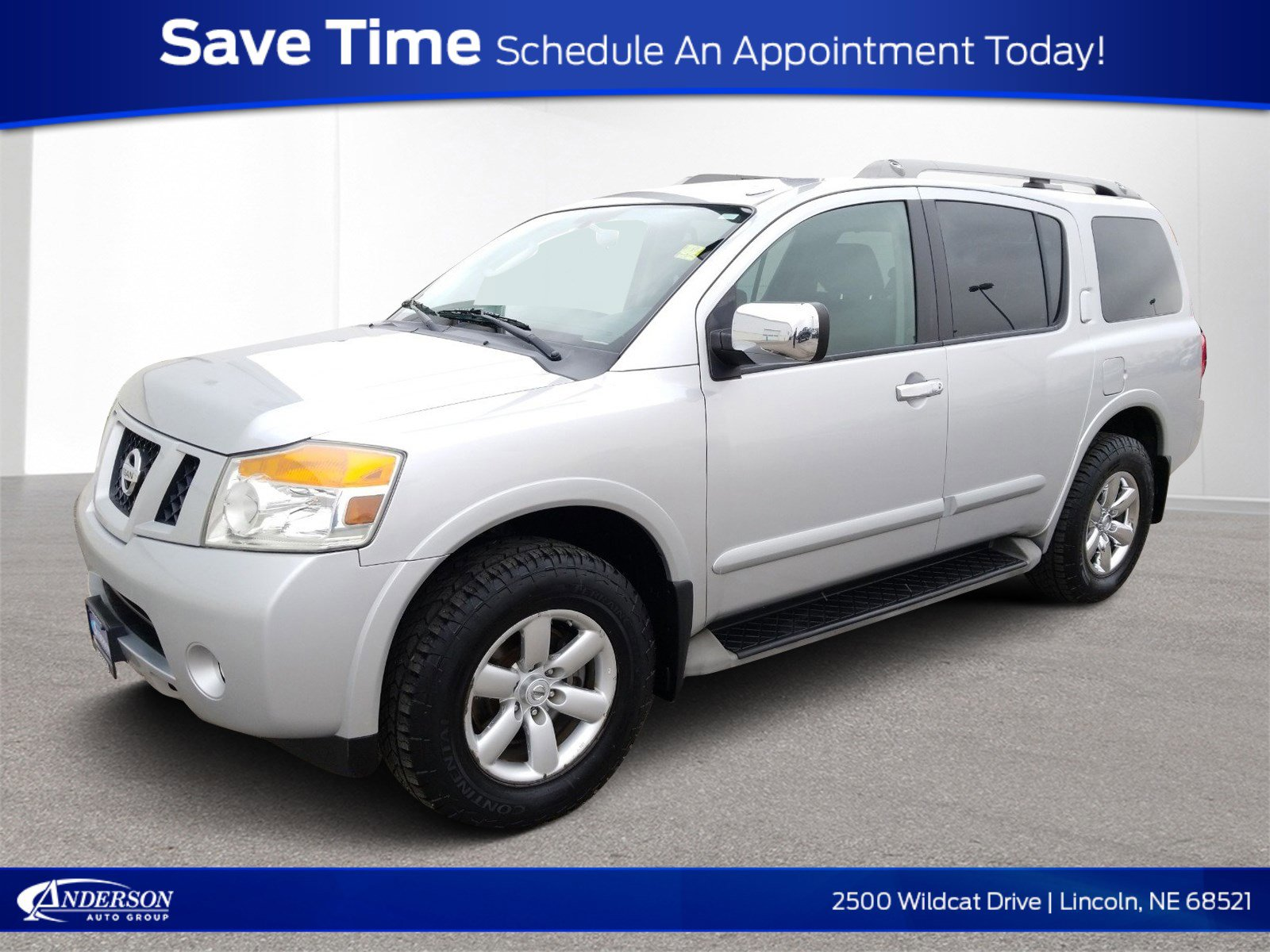 Used 2010 Nissan Armada SE Sport Utility for sale in Lincoln NE