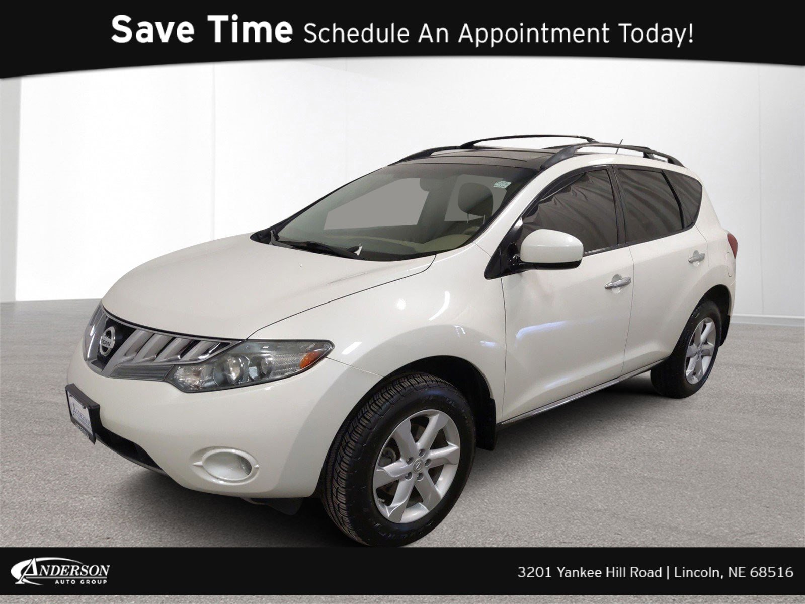 Used 2010 Nissan Murano SL Sport Utility for sale in Lincoln NE