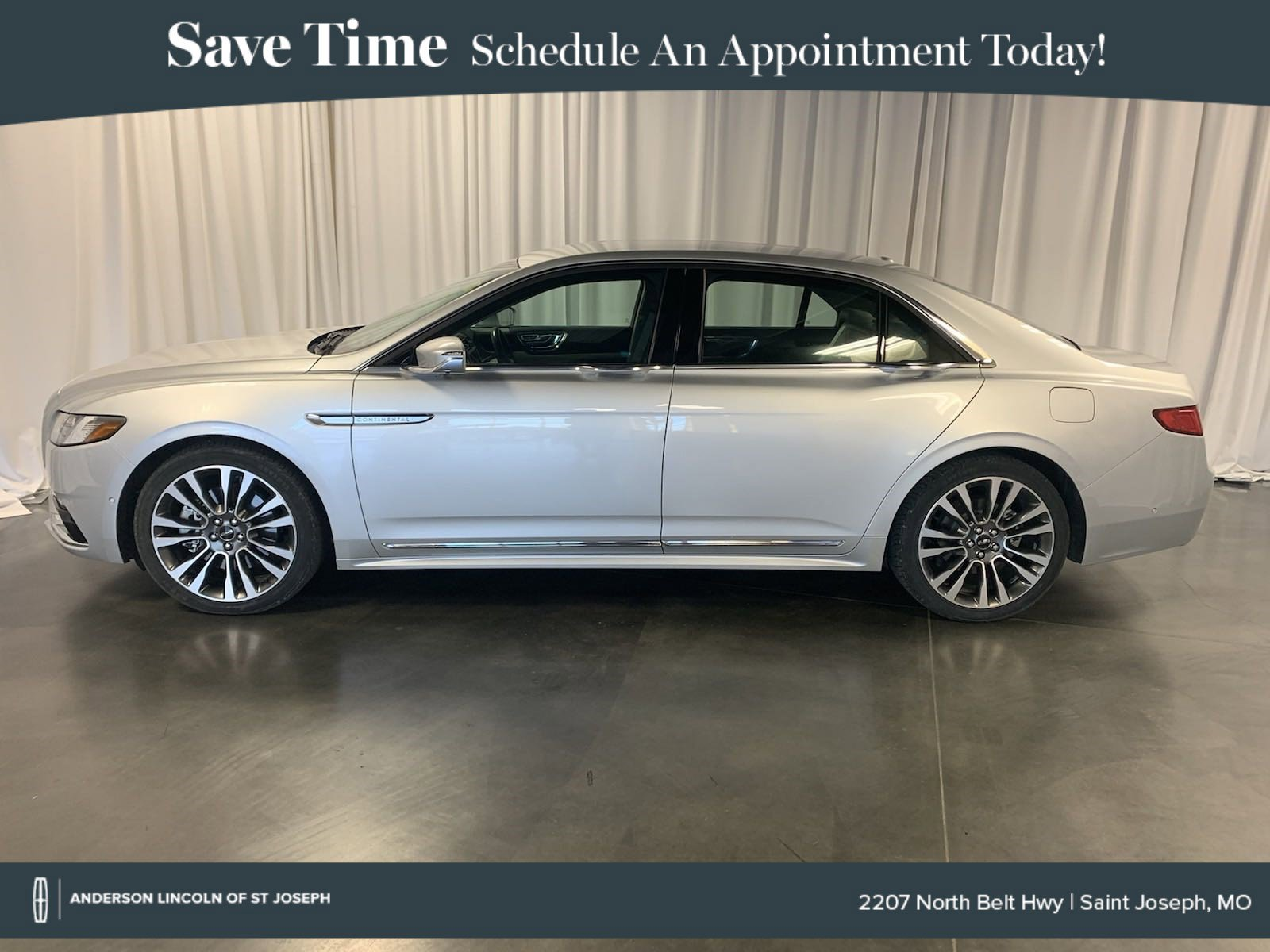 Used 2017 Lincoln Continental Reserve 4dr Car for sale in St Joseph MO