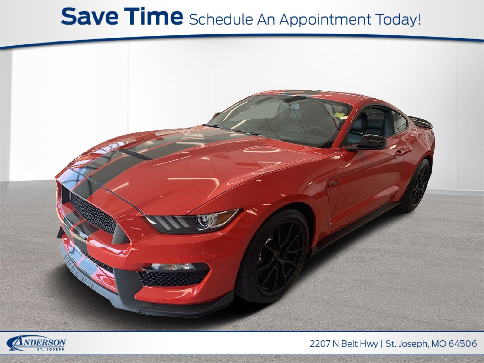 New 2019 Ford Mustang Shelby gt350 2dr Car for sale in St Joseph MO