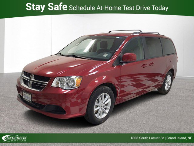 Used 2015 Dodge Grand Caravan SXT Mini-van for sale in Grand Island NE