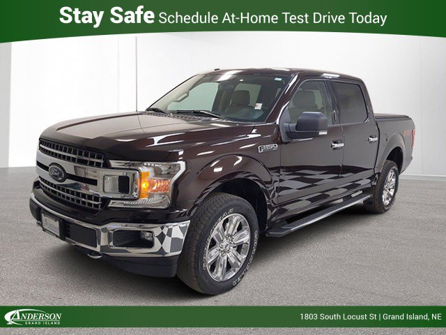 Used 2018 Ford F-150 XLT Crew Cab Pickup for sale in Grand Island NE