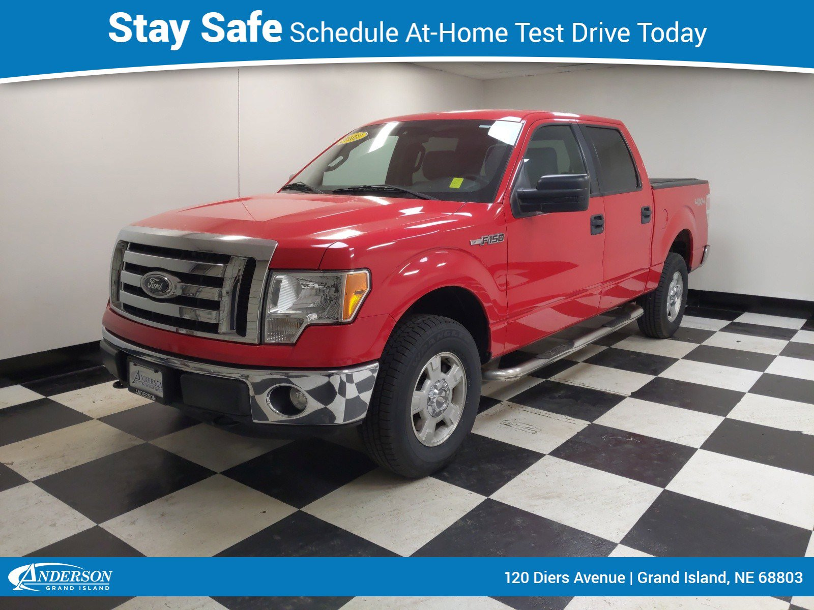 Used 2012 Ford F-150 XLT 4D SuperCrew for sale in Grand Island NE