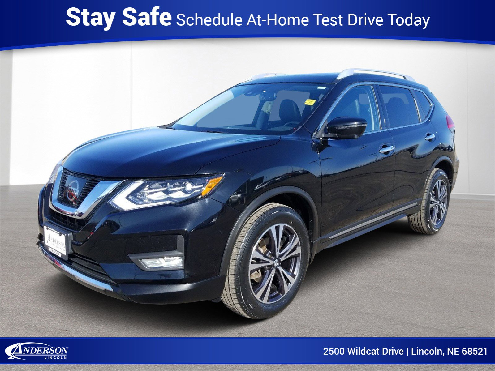 Used 2017 Nissan Rogue SL Sport Utility for sale in Lincoln NE