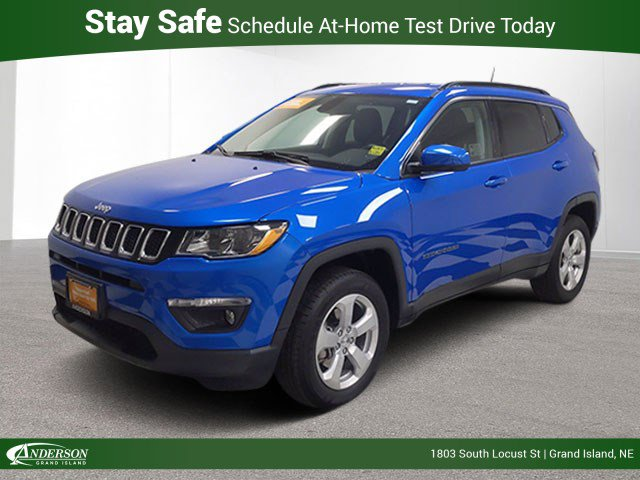 Used 2020 Jeep Compass Latitude Sport Utility for sale in Grand Island NE