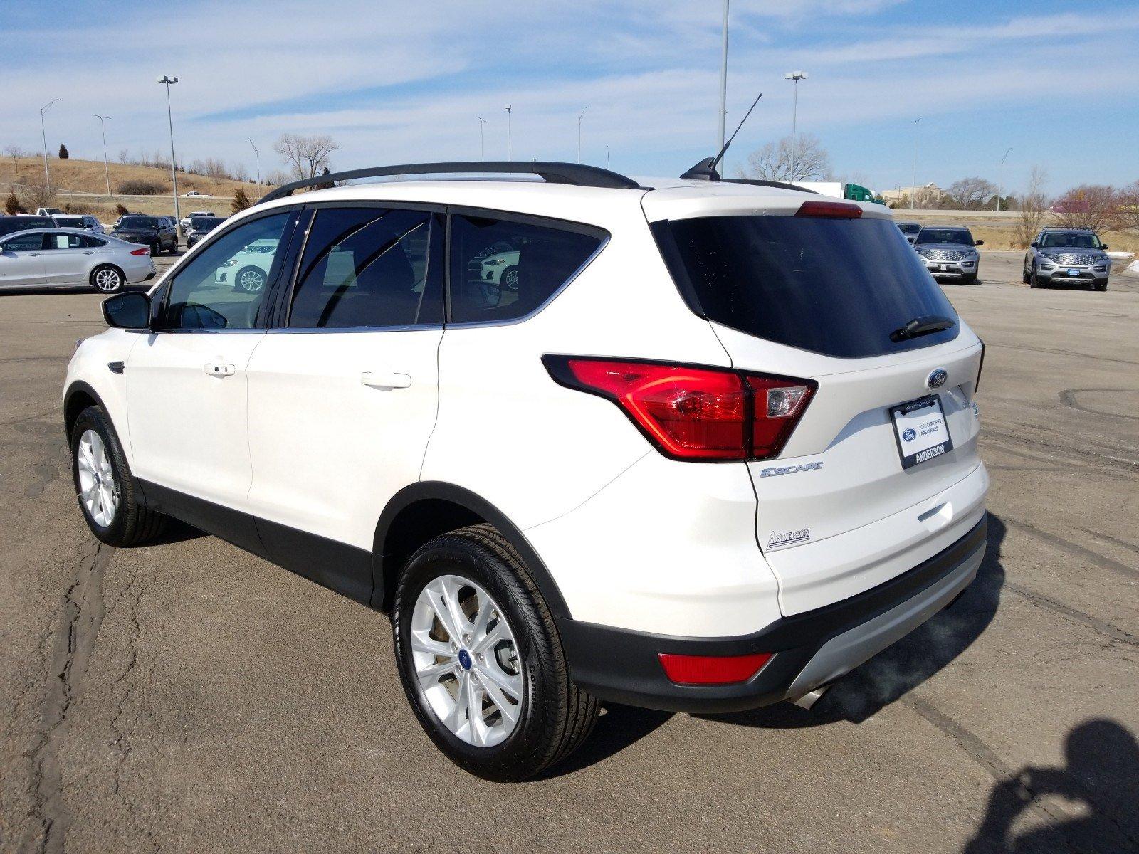 Used 2019 Ford Escape SEL Sport Utility for sale in Lincoln NE
