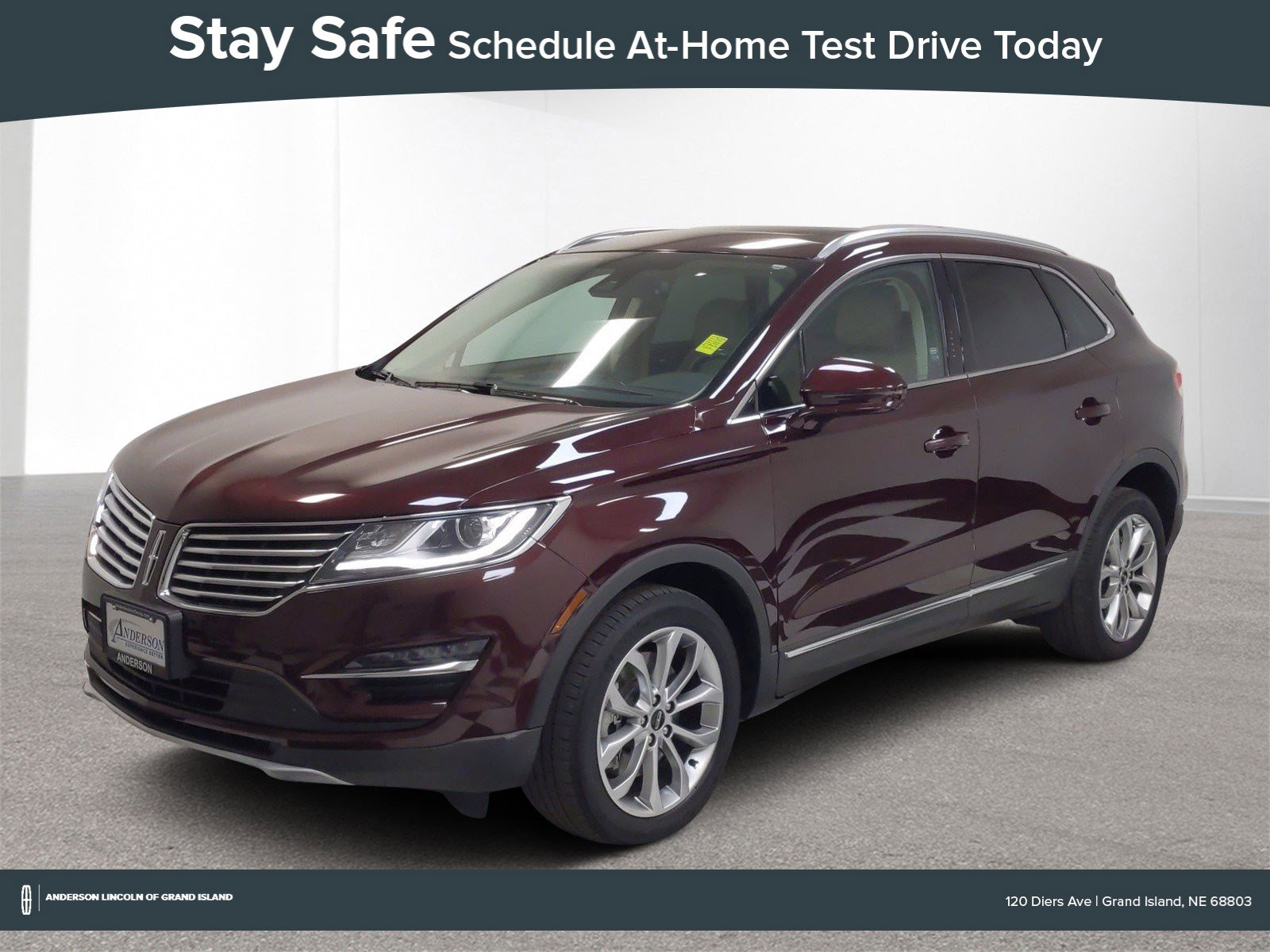 Used 2017 Lincoln MKC Select 4D Sport Utility for sale in Grand Island NE