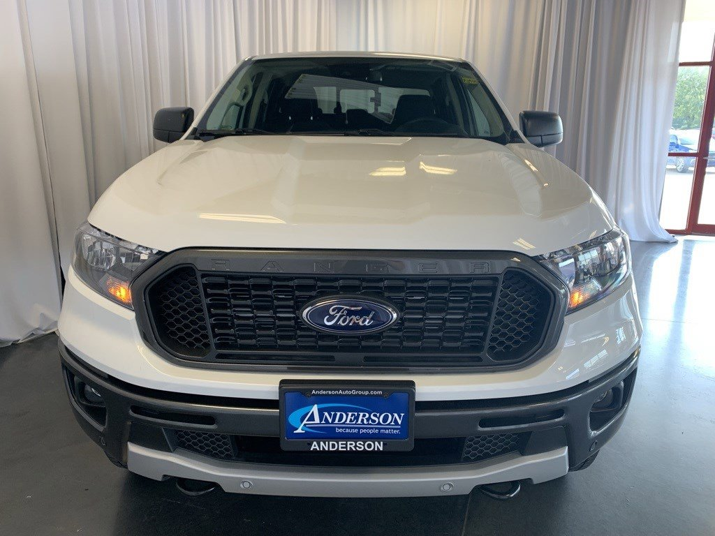 New 2019 Ford Ranger XLT Crew Cab Pickup for sale in St Joseph MO