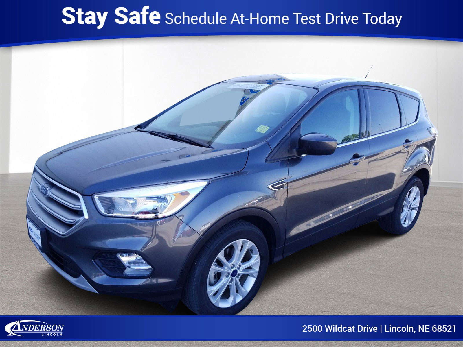 Used 2017 Ford Escape SE Sport Utility for sale in Lincoln NE